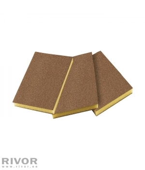 Abrasives sponges 2-Sides (2x2) 120x90x10mm Fine