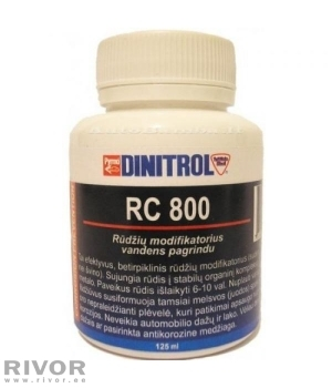 D. Rust converter RC800 125ml