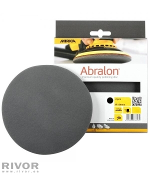Abralon 150mm P4000 2tk/Pakk