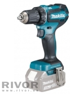 Makita Cordless Drill, 18 V, 50/25 Nm, Without batteries and charger! BL