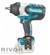 """Makita Cordless Impact Wrench 18V, 1000 Nm, 1/2 """", Without batteries and charger! BL"""