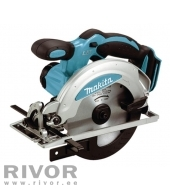 Makita Cordless Circular Saw, 18 V, 57 mm, ø165x20, Without batteries and charger!