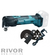 Makita Universal Tool quick change + accessories (without battery and charger)
