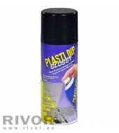 Plasti Dip Spray Must Läkiv 325 ml