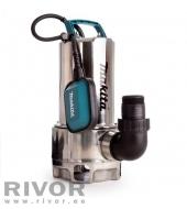 Makita  сливной насос PF 1110 для грязной воды, производительность 250л / мин