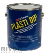 Plasti Dip Standardvärv 3,78L (Black)