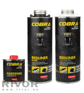 COBRA BEDLINER MUST 600ML+200ML
