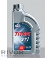 F. TITAN GT1 SAE 0W-20 1л