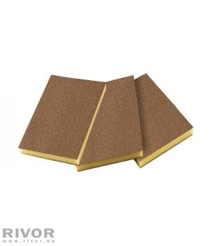 Abrasives sponges 2-Sides (2x2) 120x90x10mm Medium