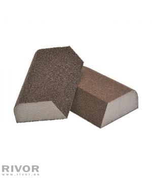 Abrasives Sponges 4-Sides (4x4 combi) 100x70x25mm fine