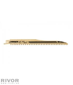 Makita SUPER EXPRESS Sabre Saw Blade 203x1,0mm HCS Timber