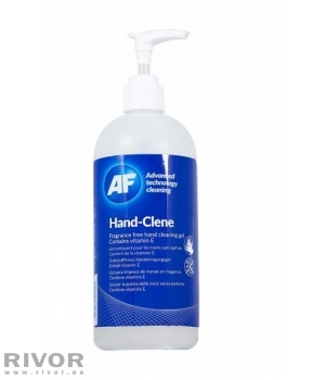 Disinfection gel with vitamin E, 500ml