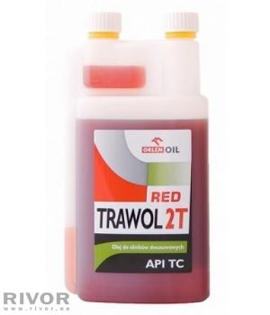 O. TRAWOL 2T seguõli (punane) dosaator 1L
