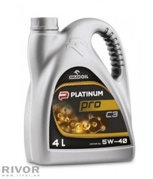 O. Platinum PRO C3 5W-40 4L
