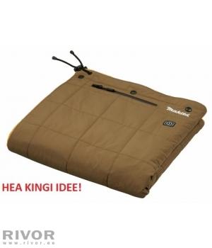 Makita аккумуляторное одеяло с подогревом