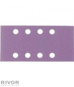 740 CERAMIC VELCRO Sheets 81x133mm 8 Holes P150