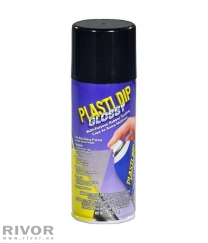 Plasti Dip® Black Glossy Aerosol Spray (black glossy) 11oz / 325 ml