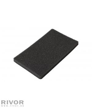 Mirka Soft Handpad 74x122mm 7mm (2 tk)