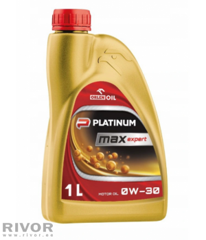 O. Platinum MaxExpert FR 0W-30 1L