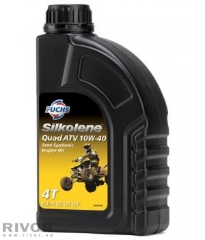 F.SILKO. QUAD ATV 10W-40 1л