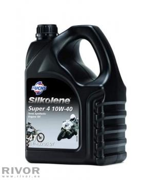 SILKOLENE SUPER 4 10W-40 4L