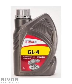 LOTOS S.GEAR GL-4 75W/90 5L