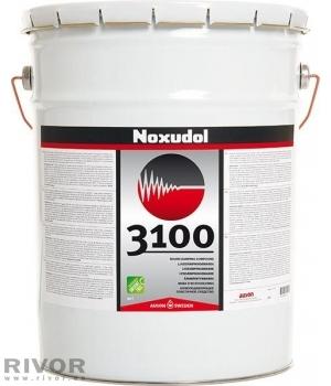 Звукоизоляционный состав NOXUDOL 3100 /20л / черный