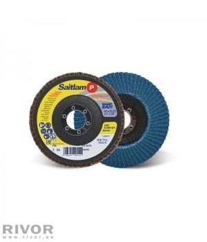 Sait Flap Disc AP80 125x22mm