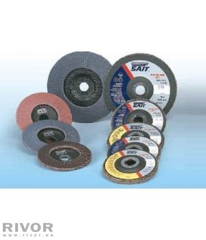 Sait диск с ламелями ZP40  125x22мм