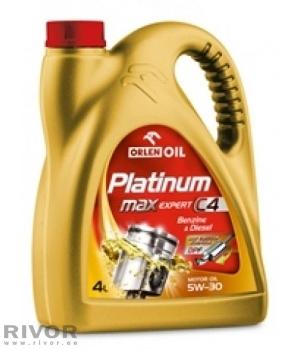 O. Platinum MaxExpert C4 5W-30 4L