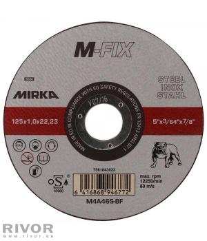 Металлорежущий диск BF 125x2,2x22мм