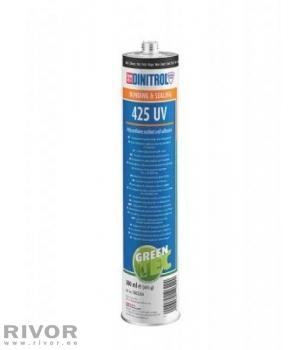 Dinitrol 425 UV  герметик 310мл /черный