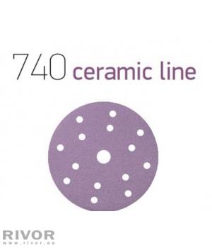 Smirdex 740 Ceramic 150mm P120