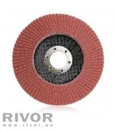 Smirdex 919 Flap Discs Ceramic 125mm P40