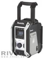 Makita Raadio, CXT (12V Max (10,8V) / LXT (18V), Subwoofer, Bluetooth and USB; Ilma akude ja laadijata!
