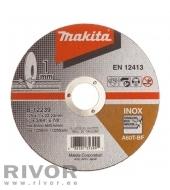 Makita Cutting Disc 125x1.0 Inox/Metal