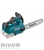 Makita Brushless Chain Saw 2X18V BL-motor 300mm, 20 m/s ( with out battery and charger)