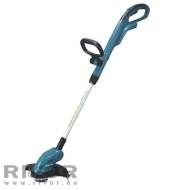 Makita Cordless Trimmer, 18V Li-ion, 260mm 18V (Without battery)