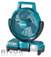 Makita Cordless Fan 14.4 / 18V (without battery and charger)