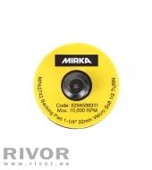 Mirka Backing Pad Quick Lock 32mm Grip Soft
