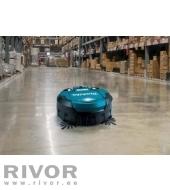 Makita Tööstuslik Robot tolmuimeja 2x 18V ( Ilma aku ja laadijata)