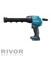Makita Cordless silicone gun 18V (model without battery and charger)