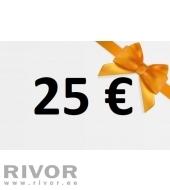 Gift Card 25€