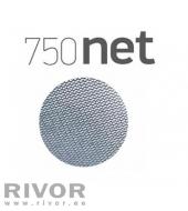 750 ΝΕΤ VELCRO DISCS 125mm P600