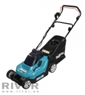 "DLM382Z-18Vx2 Lawn Mower 380mm (15"") 
