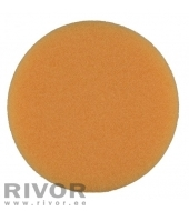 "Makita D-62527 150mm (6"") Flat Orange Polish Sponge"
