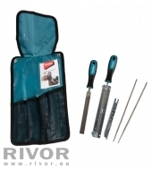 SHARPENING SET FOR CHAIN 4 5MM