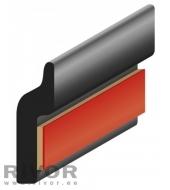 Уплотнение лобового стекла 30,33м