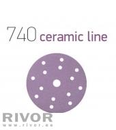 Smirdex 740 Ceramic 150mm P240
