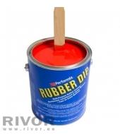 Plasti Dip Red gallon 3.78 l / 1 Gallon Can Red